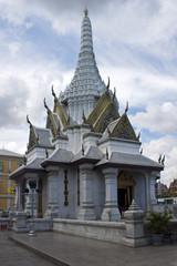 Bangkok city pillar shrine, Thailand.