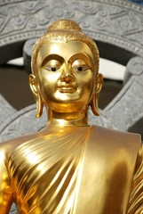 Image of Buddha  exotic Art of Thailand