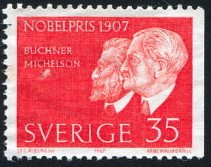 Eduard Buchner and Albert Michelson