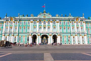 Hermitage in Saint Petersburg