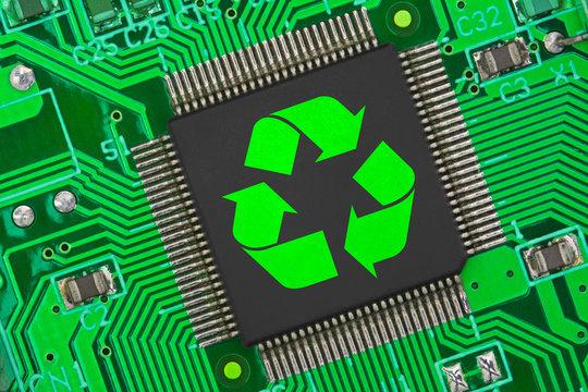 Elektronik-Recycling