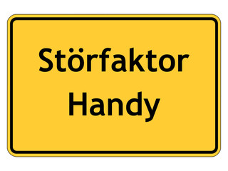 Störfaktor Handy