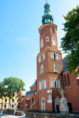 Radom City, Church of Saint John the Baptist