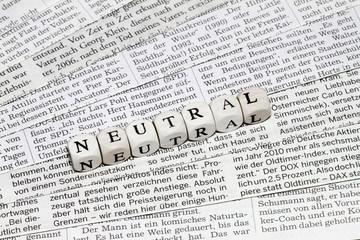 Neutralität