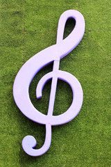 music key symbol