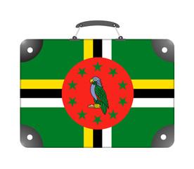Suitcase Dominica