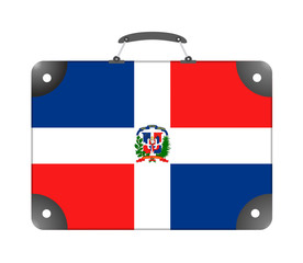 Suitcase Dominican Republic