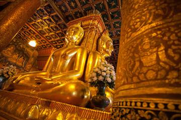 Image of buddha at Nan province, Thailand
