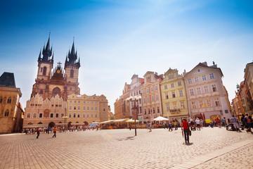 Acrylic Prints Prague Old Town Square