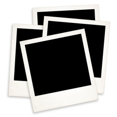 quattro polaroid vintage