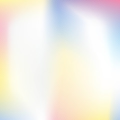 Abstract Soft Vector Background. Light Colors.