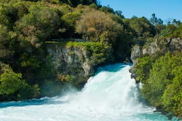 Fototapete - Huka Falls