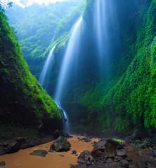 Aluminium Prints Indonesia Madakaripura Waterfall, East Java, Indonesia
