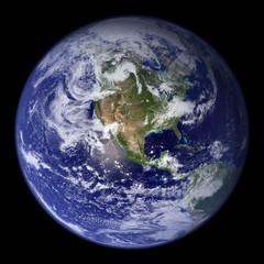 Earth Model globe