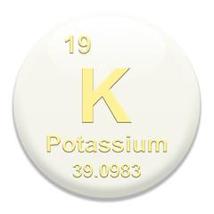 Periodic Table K Potassium