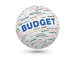 Obraz sphère budget - fototapety do salonu