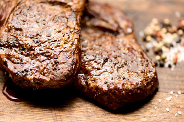 grilled steaks juicy macro