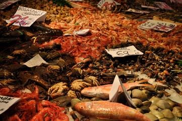 La Boqueria Market Barcellona