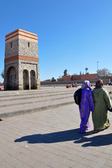 Women in Marrakech