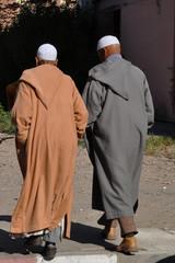 Men in Marrakech