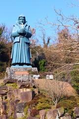 天草四郎の銅像