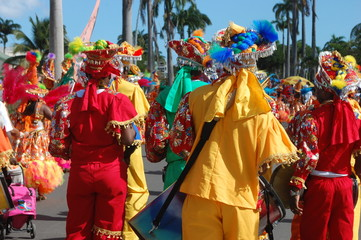Fotorollo Karibik la fête