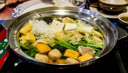 Sukiyaki Pot