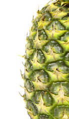 Pineapple background.