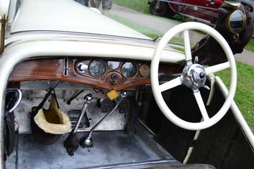 1932 Praga Alfa sport car