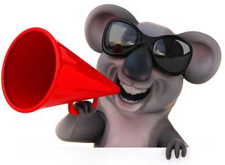 Papier Peint - Koala