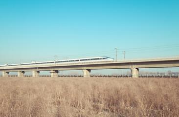 high-speed railway line
