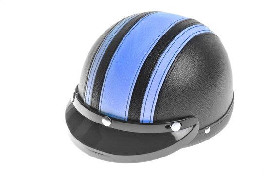 Braincap motorcycle helmet
