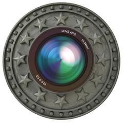 Photo insignia