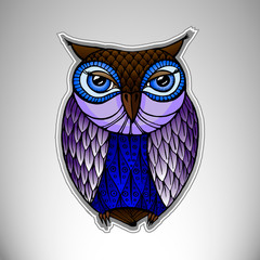 owl - Illustration