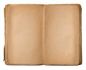 libro vintage  vuoto