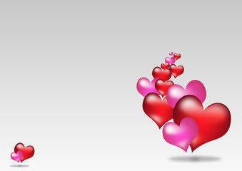 2 Hearts And Valentin`s Day
