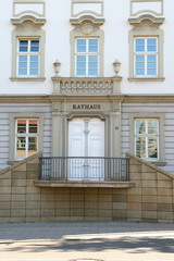 Rathaus in Ludwigsburg