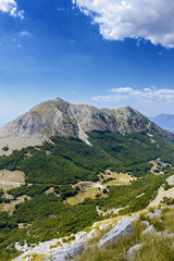 National Park in the north of Montenegro