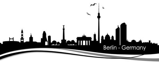 Berlin Skyline Name