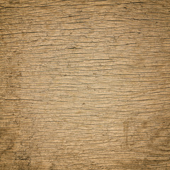 Old wooden crack raw board