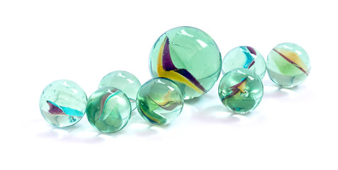 Toys: Marbles