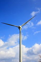 Wind-generated electricity in Japan