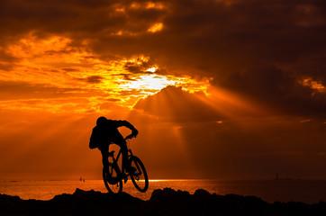 Radsport in der Bretagne