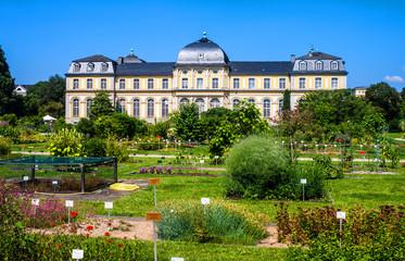Foto auf Gartenposter Schloss Poppelsdorf Palace