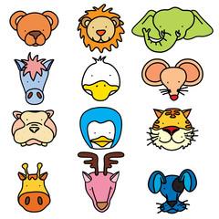 types of animals