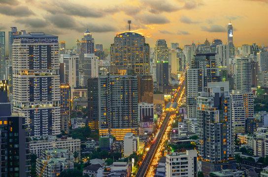 Modern Commercial City (Bangkok)