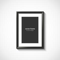 Vecor frame.