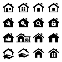 house iconset