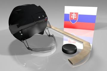 Slovakia Hockey