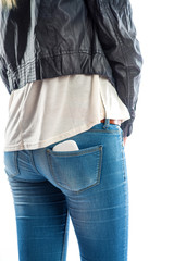 Knackarsch In Jeans